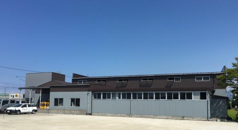 工場 西側(20160823)