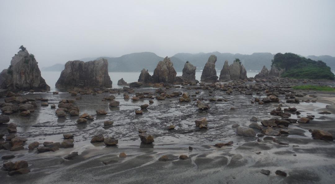 橋杭岩1(和歌山)